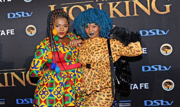 Busiswa & Moonchild's spice on Beyoncé's album The Gift