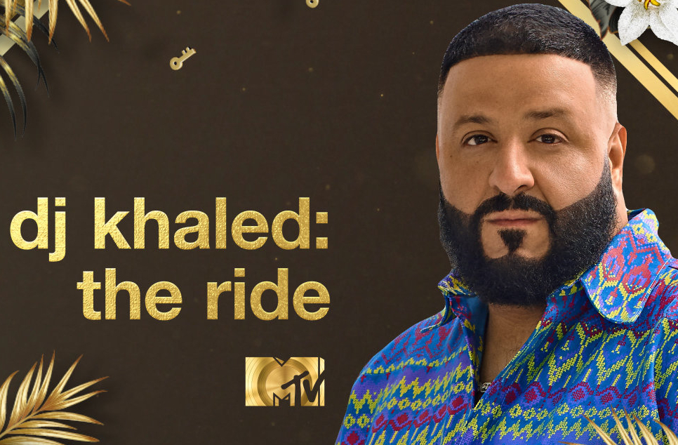 MTV AFRICA WILL PREMIERE ORIGINAL DJ KHALED SPECIALS ALONG WITH ITS GLOBAL COUNTERPARTS