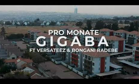 Pro Monate comes full circle with Gigaba visuals