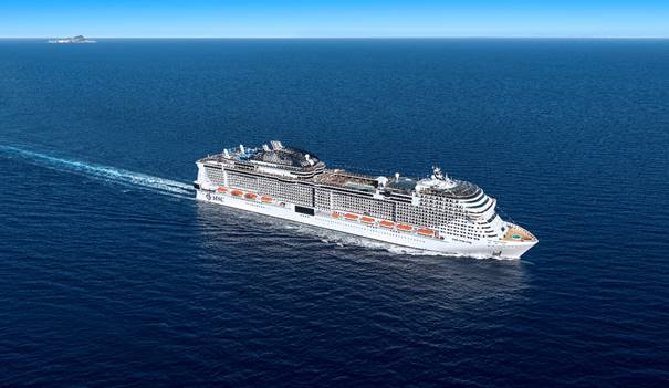 HUNDRED DAYS TO GO: FIVE REASONS WHY MSC GRANDIOSA WILL OFFER THE RICHEST EXPERIENCE FOR EVERY TYPE OF HOLIDAYMAKER