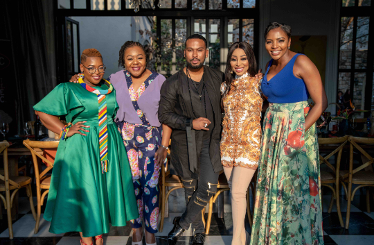 DAVID TLALE AND TASTIC HOST WOMEN'S DAY LUNCH