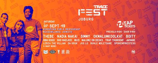 GET DOWN AND DO THE BHIBO – THIS SEPTEMBER  WITH THE ANNUAL ULTIMATE STREET BASH, TRACE FEST!