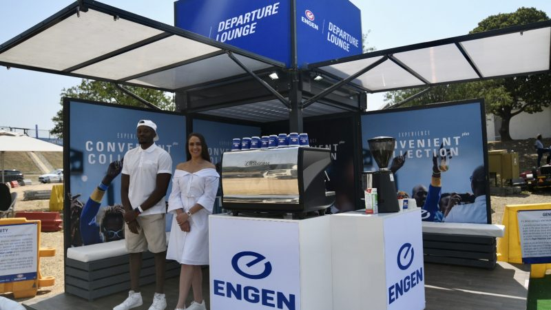 Engen and world-renowned Mzansi chef, Siba Mtongana, shine at the DStv Delicious