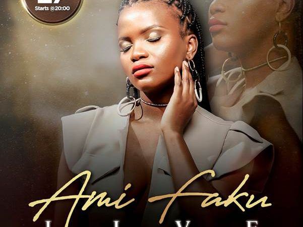 All roads lead to Ami Faku Live in Port Elizabeth