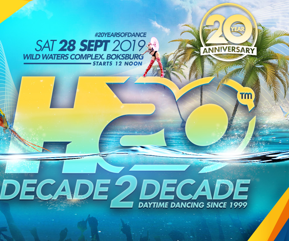 FINAL COUNTDOWN TO THE H2O DECADE TO DECADE FEST