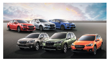 SUBARU SA INTRODUCES AN EXTENDED MAINTENANCE PLAN ON NEW SUBARU MODELS