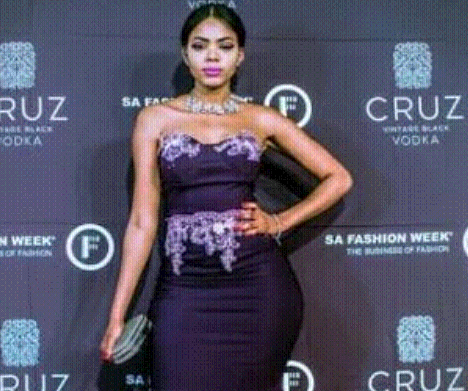 CELEBRATING FIVE YEARS OF CRUZ VINTAGE BLACK VODKA X SA FASHION WEEK