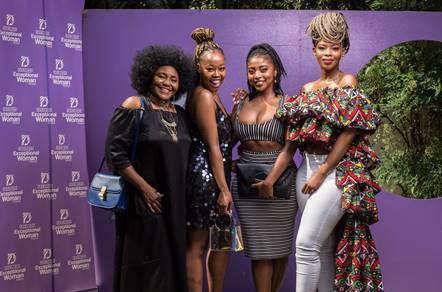 Darling Honors Musician Lady Zama at The Darling Exceptional Woman Awards 2019!