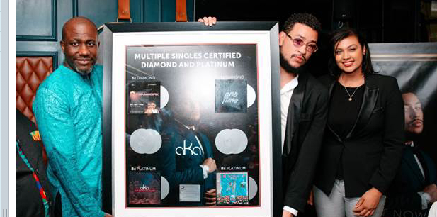 AKA becomes first Urban act of his generation to hit 1 Billion streams for an individual single