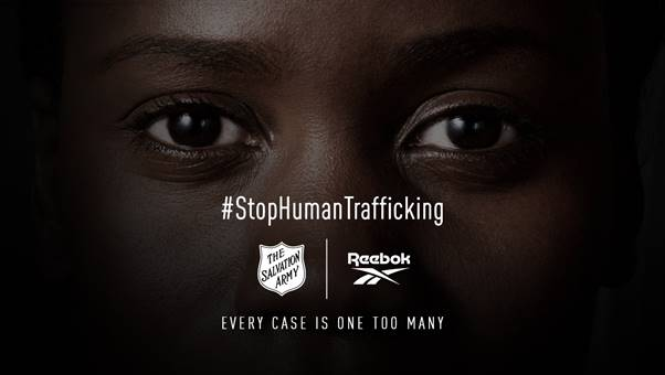 #StopHumanTrafficking a success as Reebok fights crimes against women
