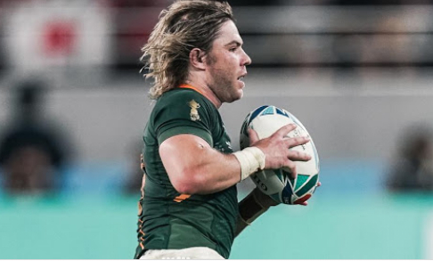 Springboks create awareness around testicular cancer and challenge others to join #FafChallenge