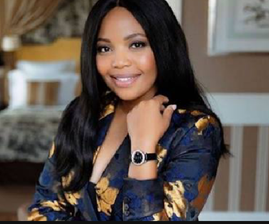 Terry Pheto celebrates Longines DolceVita in Rome, Italy