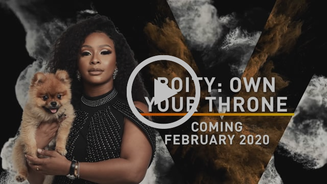 BOITY THULO BRINGS BLACK GIRL MAGIC TO YOUR SCREENS WITH SIZZLING HOT NEW REALITY SERIES