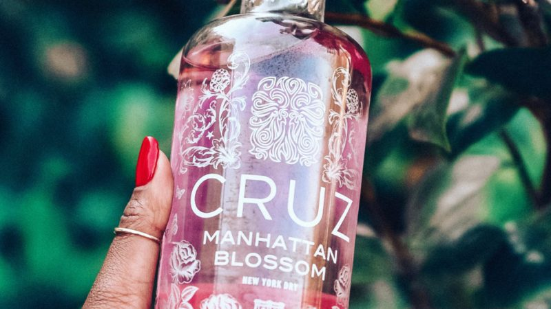 INTRODUCING SUMMER'S HOTTEST NEW ADDITIONCRUZ MANHATTAN BLOSSOM