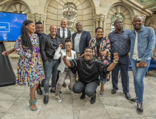 More personalities join the TelkomFam to connect South Africans