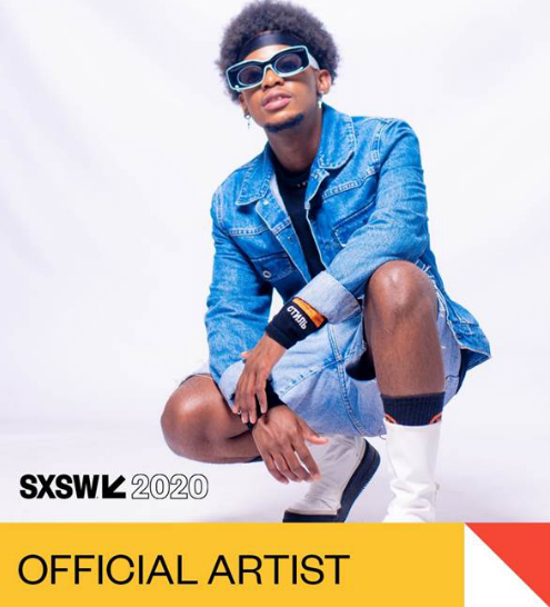 Benny Afroe hand selected to showcase at SXSW in Austin, Texas