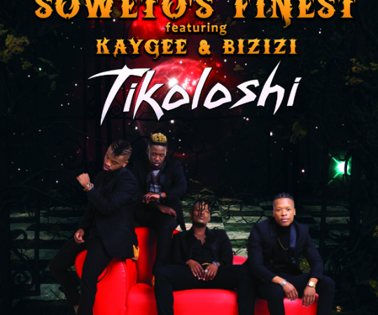 "Soweto' Finest Featuring Kaygee DaKing & Bizizi Releases New Hit Single ""Tikoloshi"""