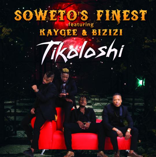 "Soweto' Finest Featuring Kaygee DaKing & Bizizi Releases New Hit Single ""Tikoloshi"""