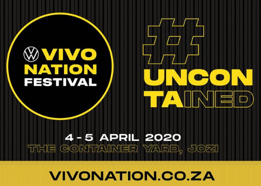 Volkswagen South Africa postpones VIVOnation Festival