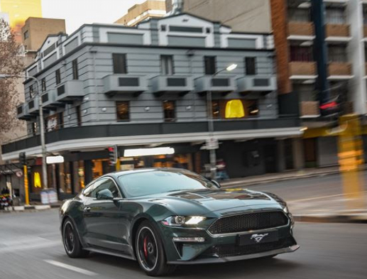 Mustang Earns World's Best-Selling Sports Car Title