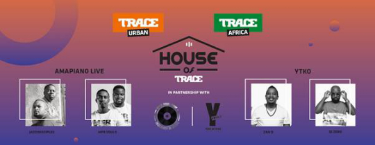 JAZZIDISCIPLES, DJ MSHEGA, MFR SOULS, SEMI-TEE, LAMIEZ HOLWORTHY AND MORE OF SA'S TOP DJs, JOIN HOUSE OF TRACE!