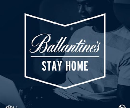 Lockdown the Ballantine's way