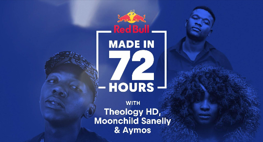 Moonchild Sanelly teams up with Theology HD and Aymos  to create new music