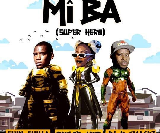 TAYLOR JAYE RELEASES NEW AMAPIANO HIT SINGLE : Mî BA (SUPER HERO)