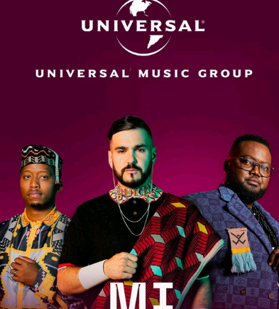 MI CASA SIGNS INTERNATIONAL AGREEMENT WITH AFROFORCE1 RECORDS/UMG AFRICA