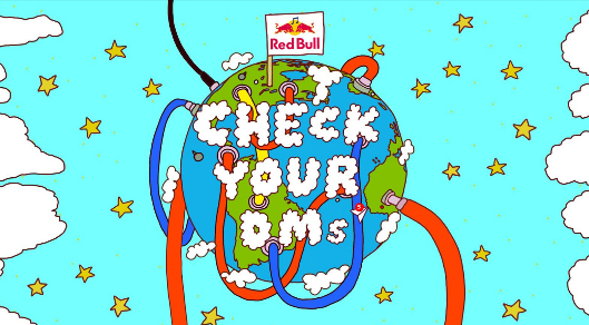 RED BULL ANNOUNCES NEW SERIES RED BULL CHECK YOUR DMs