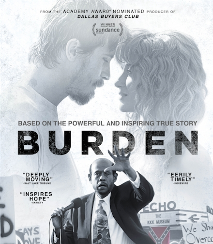 BURDEN – A Film about change and redemption – coming to DSTV Box Office soon!