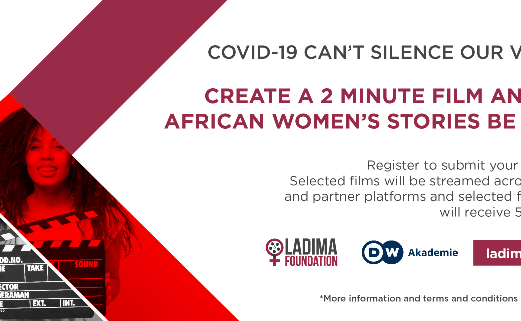 AFRICAN WOMEN IN THE TIME OF COVID-19: A SHORT FILM COMPETITION