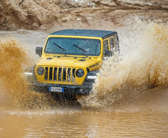 Jeep Wrangler wins top prize in this year's 'Auto Bild allrad' Reader's Choice Award