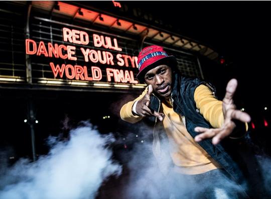 Teboho 'Tebza' Diphehlo takes Pantsula to the world
