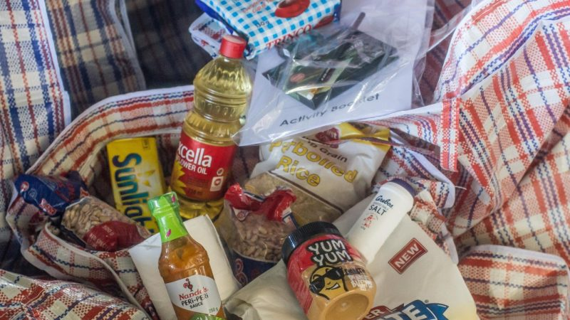 Filling the hearts and bellies of Lorentzville's most vulnerable