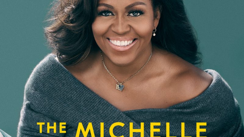Higher Ground and Spotify Announce The Michelle Obama Podcast