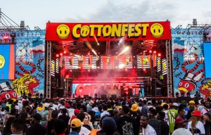 THE DEPARTMENT OF ARTS AND CULTURE​ GET BEHIND RIKY RICK'S NEW EDUCATIONAL SERIES  ANNUAL COTTON FEST CURRENTLY SET FOR FEBRUARY 2021