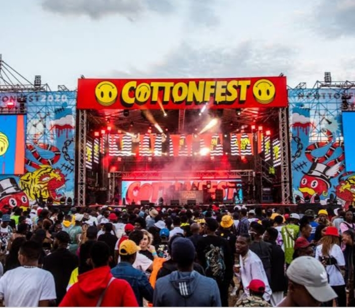 THE DEPARTMENT OF ARTS AND CULTURE GET BEHIND RIKY RICK'S NEW EDUCATIONAL SERIES  ANNUAL COTTON FEST CURRENTLY SET FOR FEBRUARY 2021