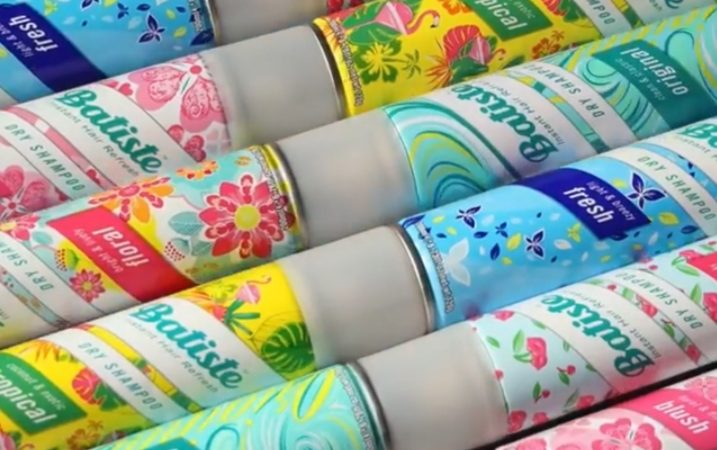Batiste Dry Shampoo Sells 2.7 Units Per Second Globally