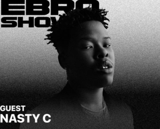 Nasty C joins Ebro Darden on Apple Music to talk about his brand new album Zulu Man With Some Power.