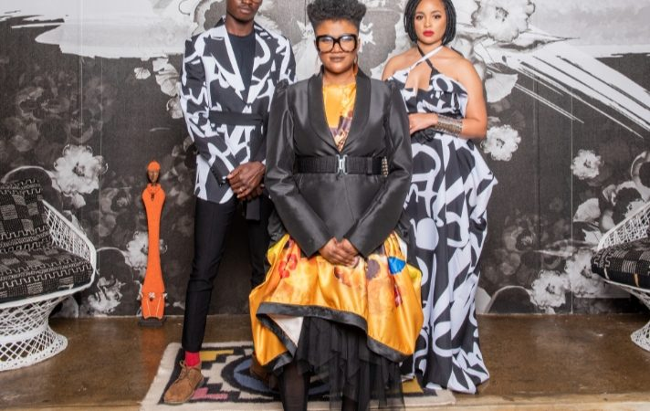 Black Crown launches Heritage Month Collaboration with Designer Palesa Mokubung