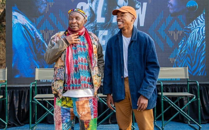 CASTLE MILK STOUT LAUNCHES CLAN BEATS 2.0 CAMPAIGN WITH A REVEAL OF THE COLLABORATION BETWEEN MUZI AND MADALA KUNENE
