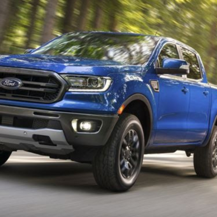 Ford Ranger Takes Top Honours in Latest JD Power Initial Quality Awards