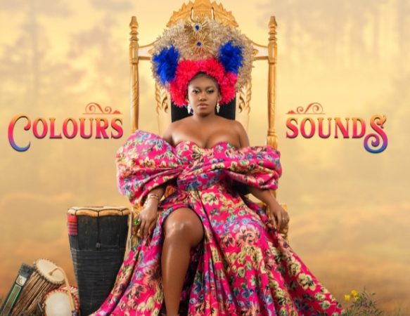 NINIOLA TAKES AFRO-HOUSE WORLDWIDE WITH​ COLOURS AND SOUNDS