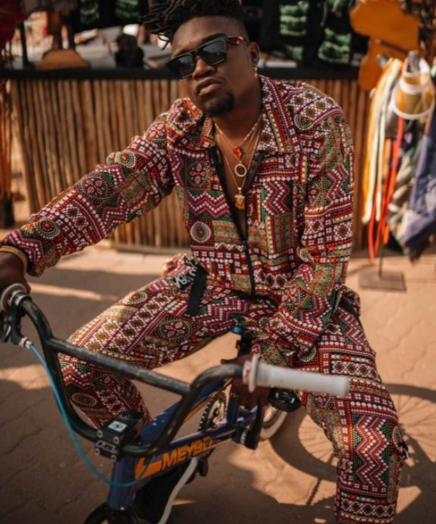 Manu WorldStar takes on the world stage with debut album, MOLIMO