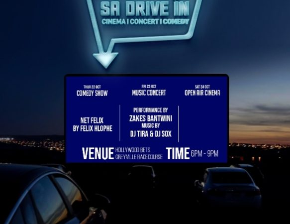 DURBAN KICKS OFF SUMMER WITH THE FIRST OFFICIAL 'SOUTH AFRICA DRIVE-IN CONCERT'