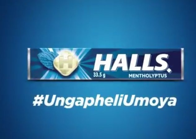 HALLS BREATHES NEW LIFE INTO THE BRAND