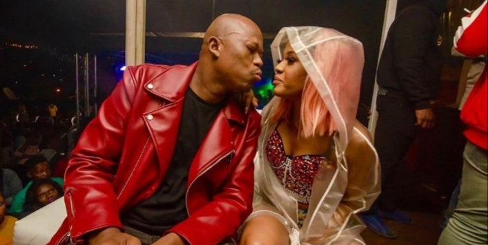 Showmax filming reality series featuring superstar couple Babes Wodumo and Mampintsha