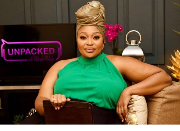Unpacked with Relebogile Mabotja to launch on SABC 3 in January 2021