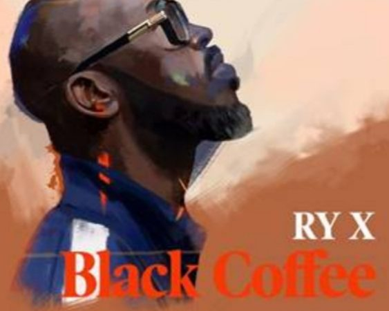 """Black Coffee feat. Ry X """"I'm Falling"""" Out Now with album pre-save"""